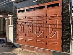 Nguyên tắc quan trọng khi lắp đặt cửa thép vân gỗ cho nhà ở gia đình?
